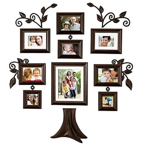 bed bath and beyond family tree buy wallverbs family tree 9 piece family tree collection