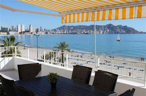 apartamento de vacaciones  alquilar en benidorm playa de poniente