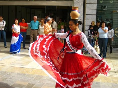 typical paraguay dance galopera places i have been to