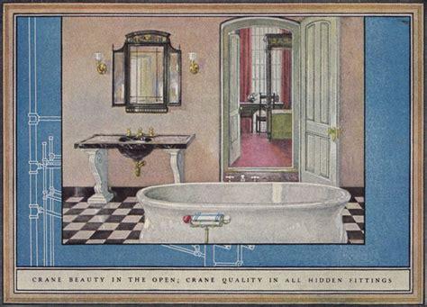 Crane Plumbing Fixtures by 1925 Crane Plumbing Fixtures Sophisticated 1920s