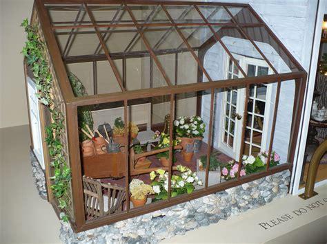 dollhouse greenhouse tudor dollhouse the calico cottage flickr