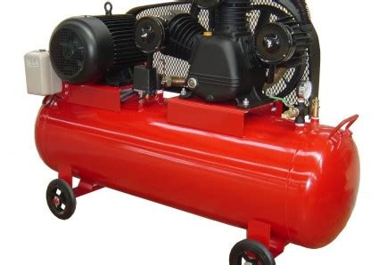 how air compressors work eastwood