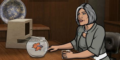 malory archer 30 best animated tv characters of all time