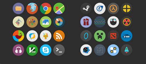 no veo los iconos escritorio kernel 308 se actualizan los iconos numix y numix circle