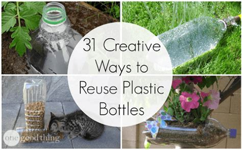 7 Ways To Re Use Plastic Bottles by Denmon