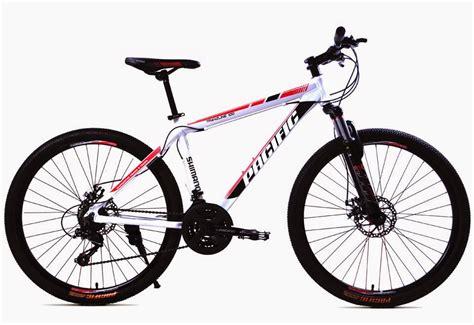 Harga Sepeda Gunung Merk Interbike daftar harga sepeda wimcycle sepeda gunung mtb harga