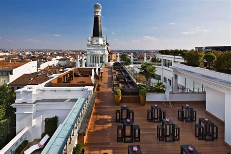 Top Bars In Santa by Never Terrace Apart Madrid S Best Rooftop Bars