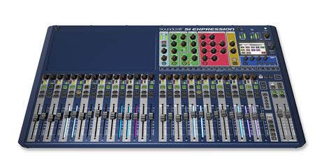 Mixer Digital Soundcraft si expression 3 soundcraft professional audio mixers
