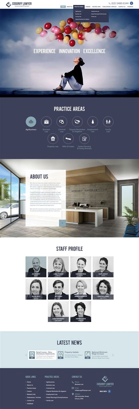 templates for placement website 22 best law firm websites inspiration web design