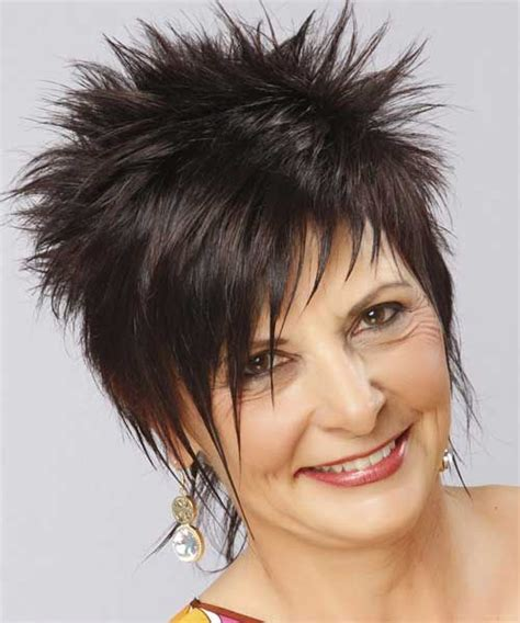 short spiky razor cut hairstyles 145 best images about short and sassy hair cuts on