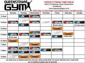 group fitness rpm queenstown gym