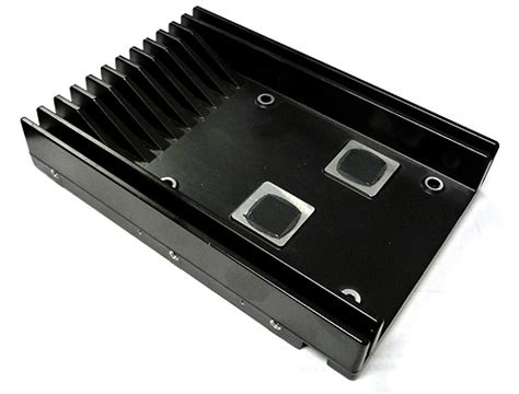Ssd Heat Sink wd icepack 2 5 quot to 3 5 quot drive tray converter kit w