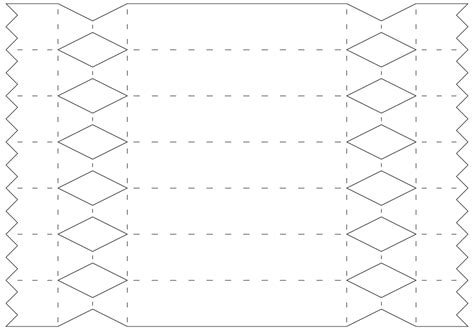 Free Christmas Cracker Cut File Templates Cricut Crafts Pinterest Christmas Crackers Make Your Own Crackers Template
