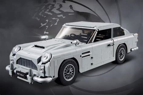 Build Your Own Aston Martin by Build Your Own Bond Db5 Classic Sports Car