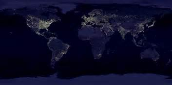 map of lights nasa visible earth earth s city lights