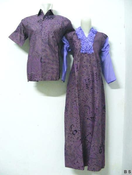 Gamis Pasangan Batik Gamis Model Baru Grosir Batik Pekalongan Modern