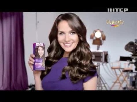 hair color commercials 2014 natalia oreiro commercial palette schwarzkopf ukraine