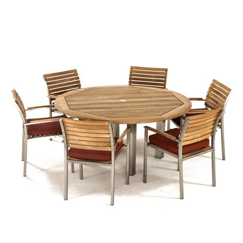 Teak And Stainless Steel Furniture Westminster Teak Teak And Stainless Steel Outdoor Furniture