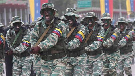 fuerzas armadas del mundo argentina detenidos 123 miembros de las fuerzas armadas venezolanas