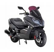 SCOOTERS KYMCO XCITING 300I ET R300I