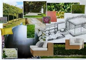 Home Design Board Contemporary Garden Mood Board Millhouse Landscapes