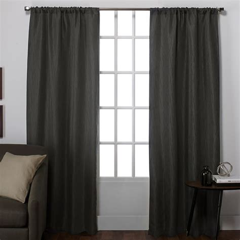 Rod Pocket Curtains 17 Best Ideas About Rod Pocket Curtains On Pinterest Patio Door Curtains Curtain Designs And