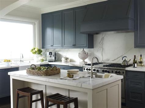 slate blue kitchen cabinets benjamin moore newburg green kitchen kitchens