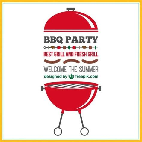 bbq invitations templates free 17 best bbq images on bar grill barbecue and