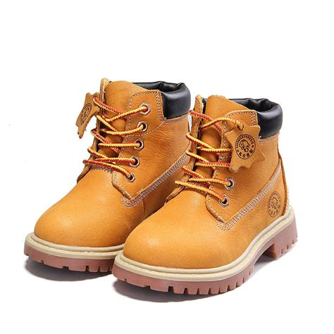 Martin Boots 26 30 aliexpress buy children shoes genuine leather
