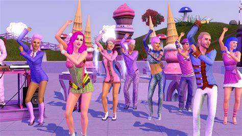 The Sims3 Show Time veja katy perry anunciando as novidades de the sims 3