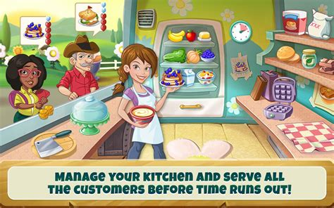 kitchenware online kitchen scramble cooking game android apps on google play