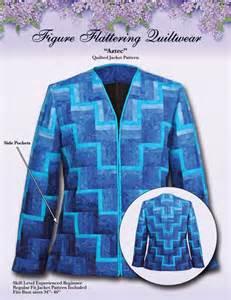 quilted jacket vest patterns