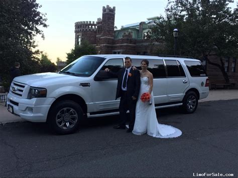 2005 Ford Expedition For Sale by Used 2005 Ford Expedition Suv Stretch Limo La Custom Coach