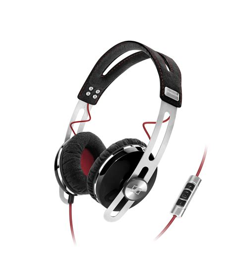 sennheiser momentum headphones high quality materials high end design high performance