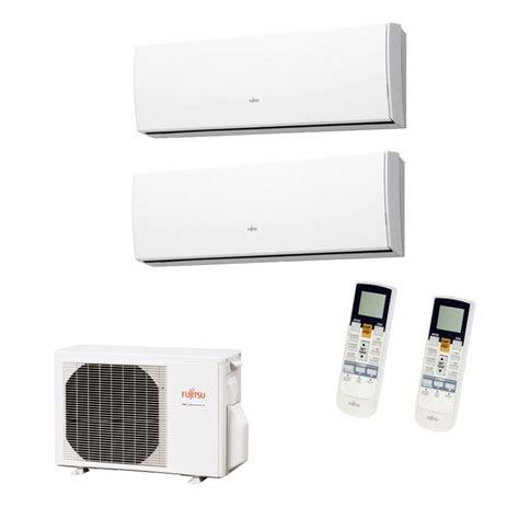 Inverter Multi fujitsu air conditioning aoyg18lac2 multi split inverter heat 1 x asyg09luca 1 x asyg14luca