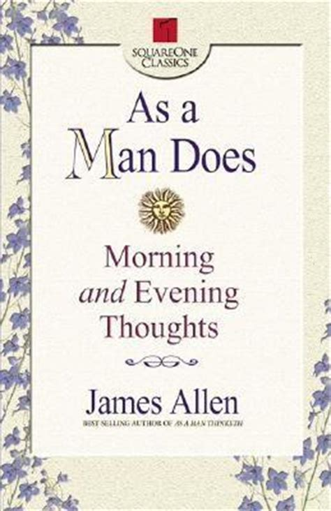 morning and evening books as a does morning and evening thoughts by allen