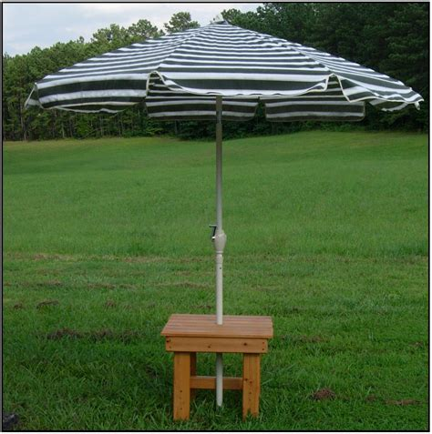 wood umbrella table rainwear