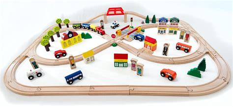 cheap brio train sets town and country train set not the bigjigs train set big