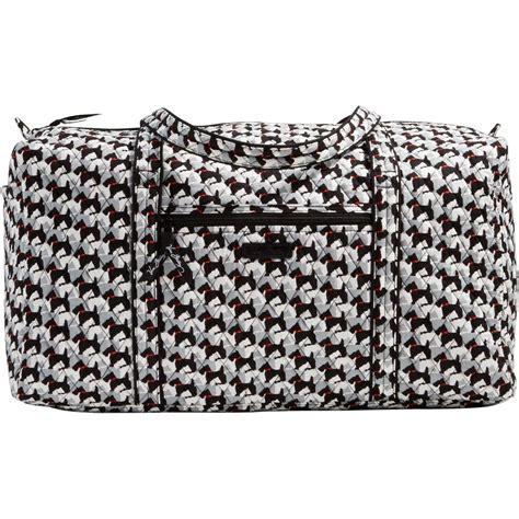 vera bradley scottie vera bradley large duffel scottie dogs shop by pattern handbags accessories