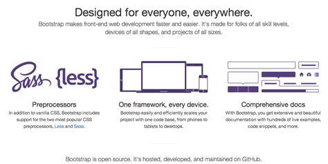 tutorial bootstrap framework integrating bootstrap framework with web applications