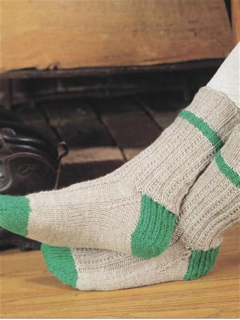 knitted boot socks free pattern free sock knitting patterns alberta clipper boot socks