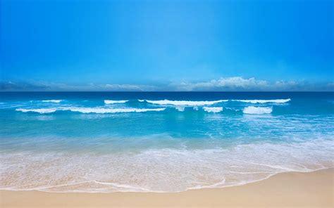 download wallpaper bintang laut clouds nature plage vagues horizon de sable r 234 ves mer