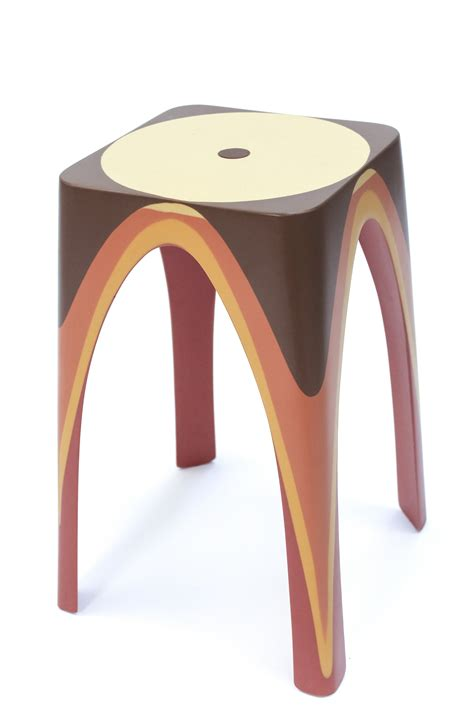 Different Colored Stools by Matter Of Motion By Maor Aharon Moco Loco Submissions
