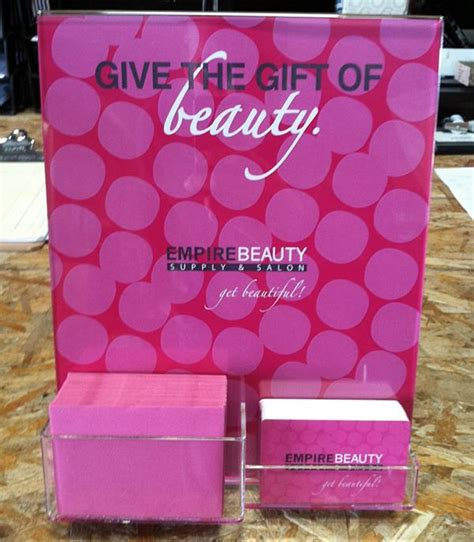 Empire Gift Card - empire s new gift cards available now empire beauty supply