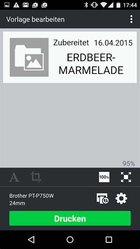 Etiketten Erstellen App by Brother Iprint Label Android Apps Auf Google Play
