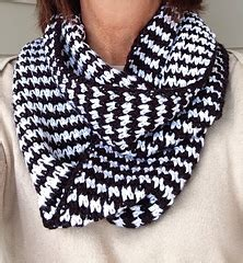knitting pattern houndstooth scarf image gallery houndstooth crochet scarf pattern