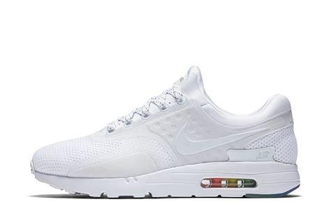 Nike Airmax Zero White Bnib nike air max zero be true sneaker bar detroit