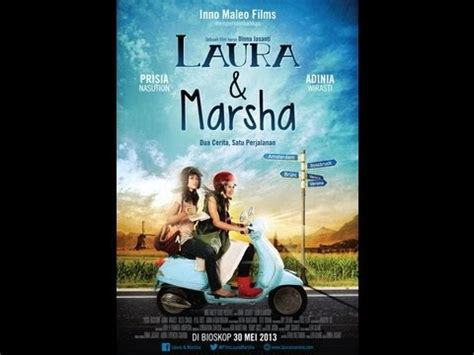 film anak marsha terbaru laura and marsha movie film indonesia terbaru 2013 youtube