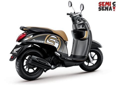 Mantel Motor Honda New Scoopy 1 specifications and price honda scoopy esp