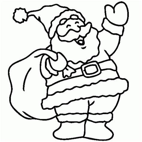 imagenes para dibujar a santa claus dibujos para pintar de navidad dibujos de navidad para